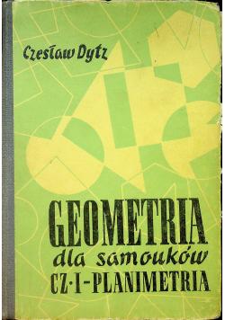Geometria dla samouków część I