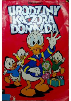 Urodziny Kaczora Donalda wydanie I