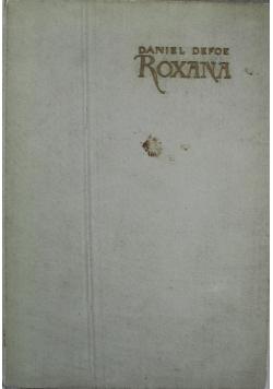 Roxana czyli szczęśliwa kochanka