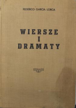 Garcia Lorca Wiersze i dramaty