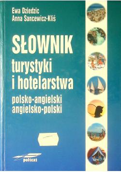 Słownik turystyki i hotelarstwa polsko-angielski i angielsko polski