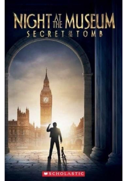 Night at the Museum: Secret of... Reader A2 + CD