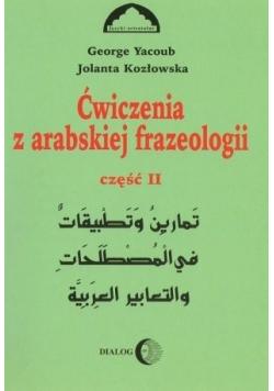 Ćwiczenia z arabskiej frazeologii część II
