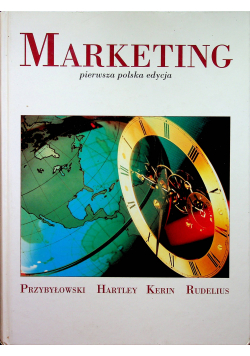 Marketing Pierwsza polska edycja