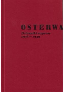 Osterwa. Dzienniki wypraw 1938-1939