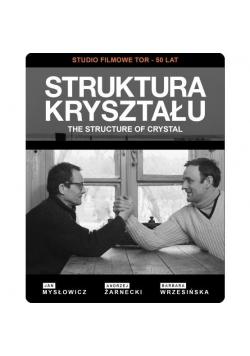 Struktura kryształu - steelbook (DVD + blu-ray)