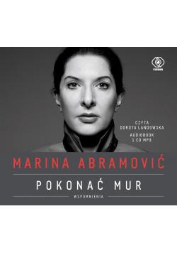 Marina Abramović. Pokonać mur. Wspomnienia CD