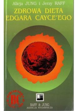 Zdrowa dieta Edgara Cayceego