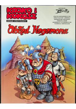 Kajko i Kokosz Obłęd Hegemona