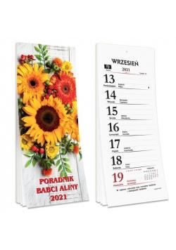 Kalendarz 2021 Tygodniowy SD1 MIX