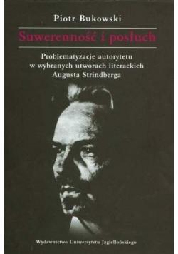 Suwerenność i posłuch Problematyzacje autorytetu w wybranych utworach literackich Augusta Strindberga