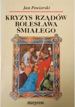 Kryzys rządów Bolesława Śmiałego
