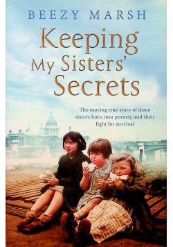 Keeping my sisters secrets