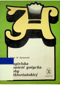 Angielska powieść gotycka doby wiktoriańskiej