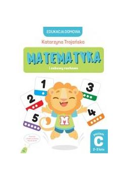 Matematyka i zabawy ruchowe. Poziom C (2-3 lata)