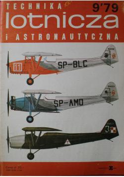 Technika lotnicza i astronomiczna Nr 9