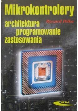 Mikrokontrolery architektura programowanie zastosowania