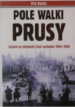 Pole walki Prusy