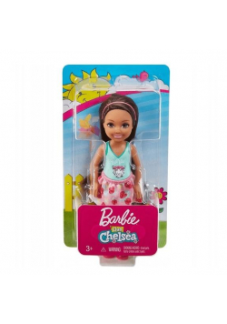 Barbie. Chelsea i przyjaciółki FXG79