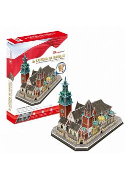 Puzzle 3D Katedra na Wawelu