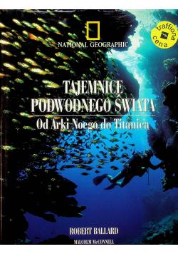 Tajemnice podwodnego świata