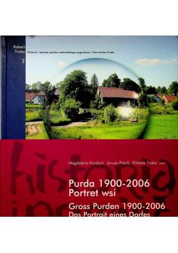Purda 1900-2006 Portret wsi