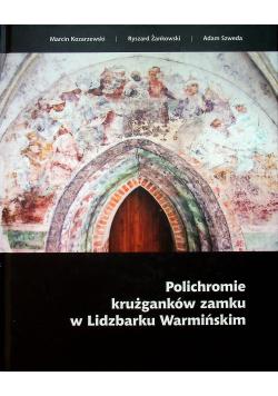 Polichromie krużganków zamku w Lidzbarku Warmińskim