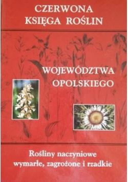 Czerwona Księga Roślin Województwo Opolskiego