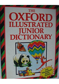 The Oxford ilustrated junior dictionary