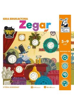 Kapitan Nauka Gra edukacyjna Zegar