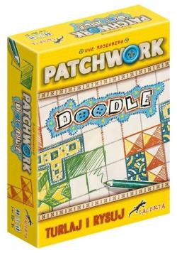 Patchwork Doodle LACERTA