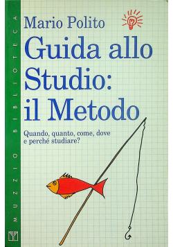 Guida allo studio il Metodo