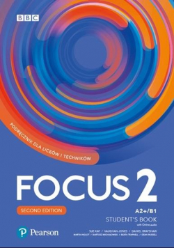 Focus2 2ed SB Digital Resources+ebook+MyEnglishLab