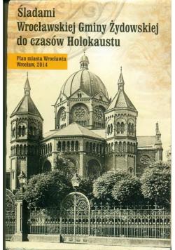 Plan miasta - Wrocław Judaiki w.polska
