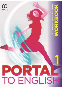 Portal to English 1 WB + CD MM PUBLICATIONS