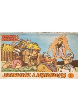 Kajko i Kokosz Szranki i konkury 1