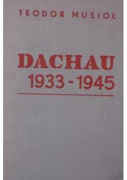 Dachau 1933 1945
