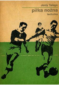 Piłka nożna technika