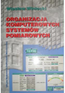 Organizacja komputerowych systemów pomiarowych