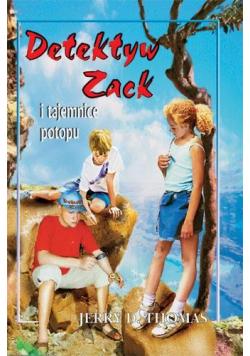 Detektyw Zack i tajemnice potopu T.1