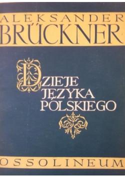 Dzieje języka polskiego