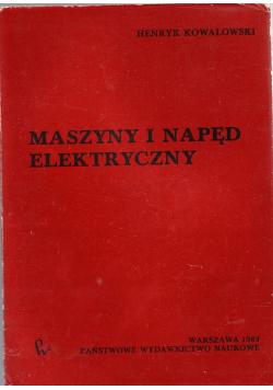 Maszyny i napęd elektryczny