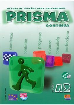 Prisma continua A2 Podręcznik plus CD