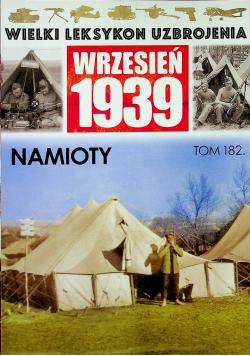 Wielki leksykon uzbrojenia Namioty tom 182