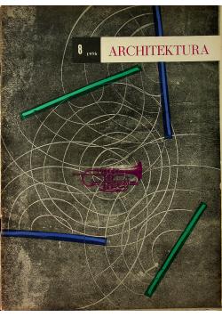 Architektura 8 1956