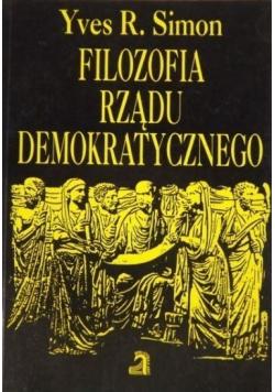 Filozofia rządu demokratycznego