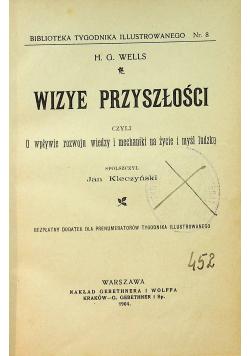 Wizye przyszłości 1904 r