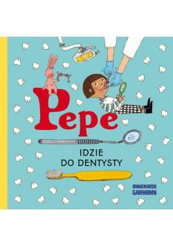 Pepe idzie do dentysty