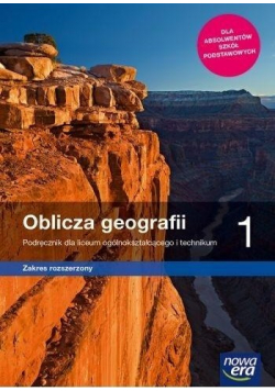 Geografia LO 1 Oblicza geografii podręcznik