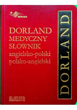 Dorland Medyczny słownik angielsko polski polsko angielski